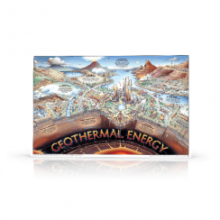 Geothermal Poster by NEF