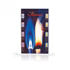 Science of Flames Poster
