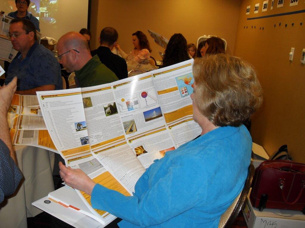 NEF Curriculum Development for schools