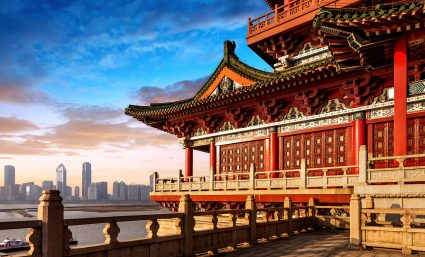 Chinese ancient architecture-NEF