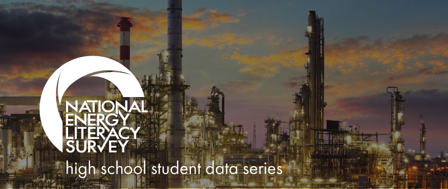 Energy Literacy Survey | Student Data Series: Petroleum Imports