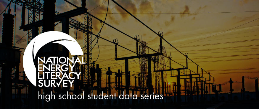Energy Literacy Survey | Student Data Series: Electricity Generation Fuel Mix